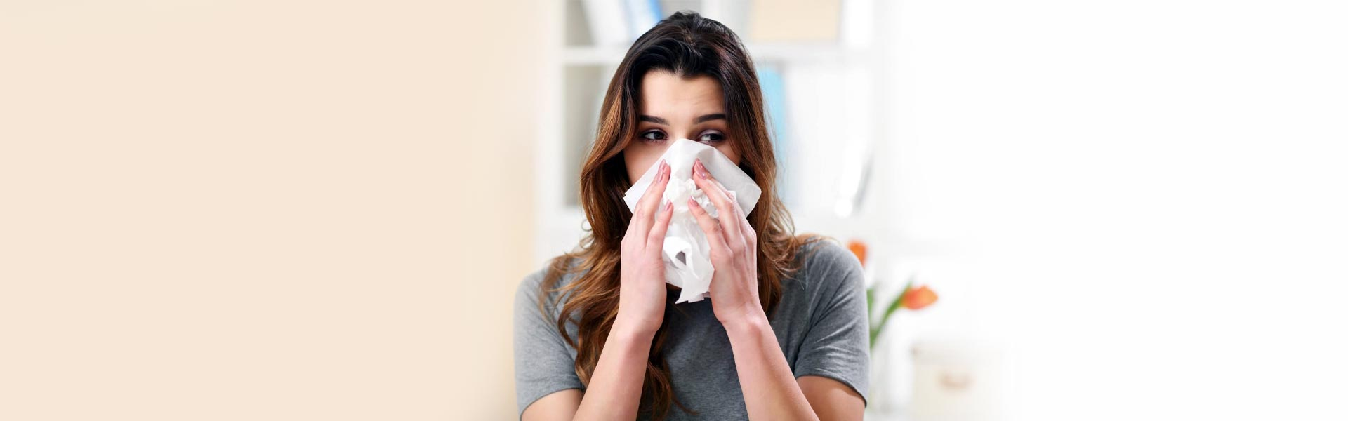 Diagnosis and Control of in-House Allergies During the COVID-19 Pandemic