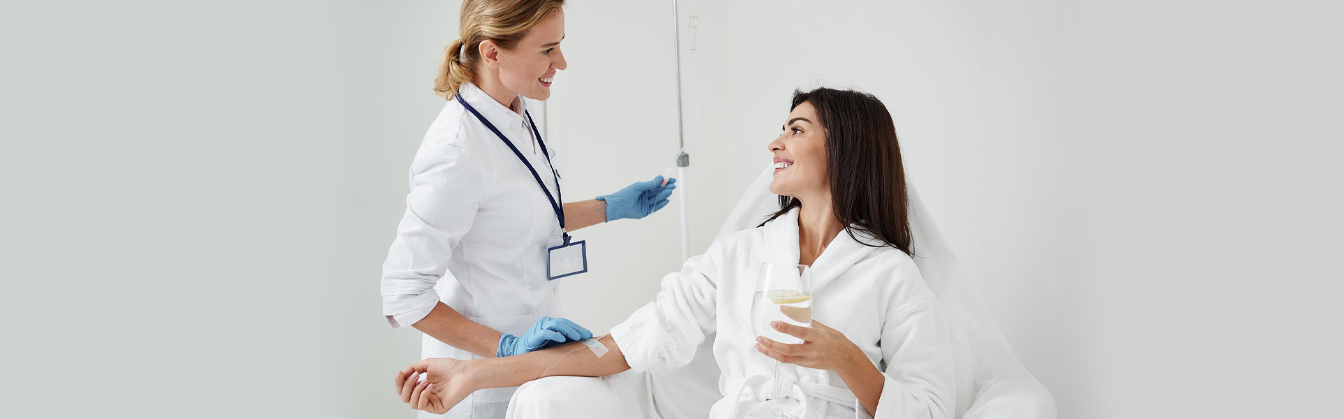 Exploring the Role of IV Therapy in Houston