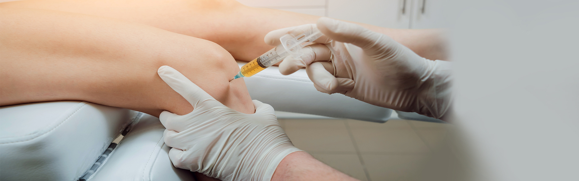 Treating Knee Pains And Stiffness With Knee Injection Programs